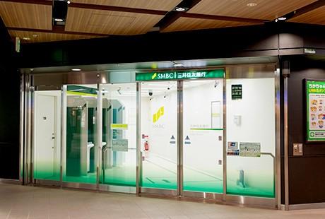 三井住友銀行ATM